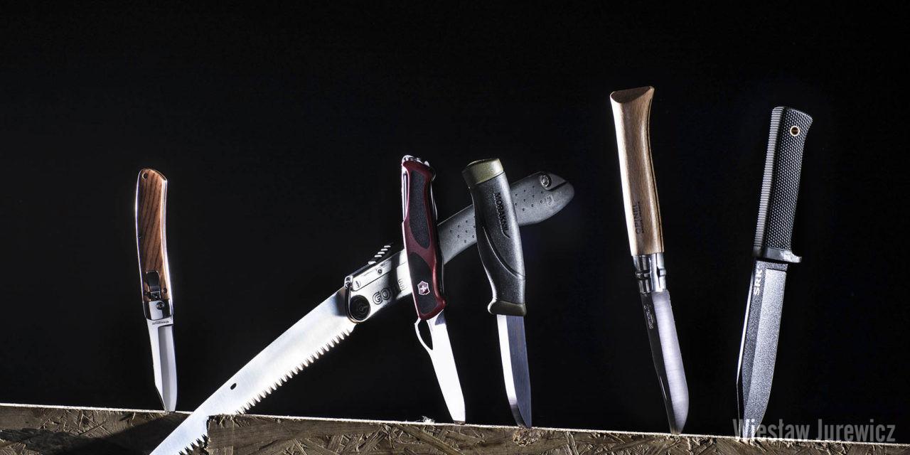 Noże w garść
