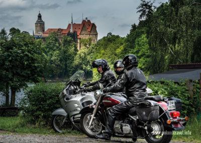 Mapa motocyklowa – Dolny Śląsk